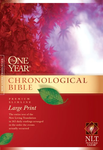 One Year Bible border=